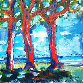 Three Trees 2004